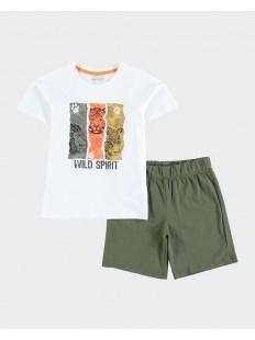 Набор (футболка+шорты)